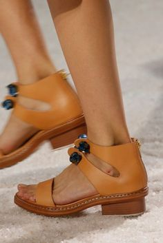 3.1 Phillip Lim, #NYFW S/S 2014, love the shoes! (my comment)