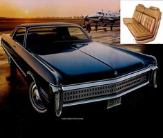 1970-1973 Chrysler Imperial