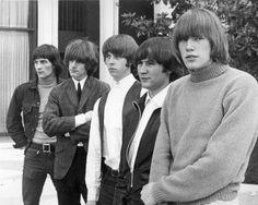 The Byrds- Gene Clark, Roger McGuinn, Chris Hillman, David Crosby, Mike Clarke