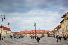 15 Best Things to Do in Sibiu (Romania) - The Crazy Tourist Beautiful Places In The World, Most Beautiful, Sibiu Romania, Stuff To Do, Things To Do, Next Holiday, Fortification, Tourism, Street View