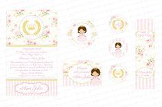 Kit Digital Princesa - Reino Encantado - Charme Papeteria