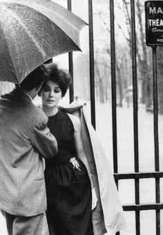 Photographer Henry Clarke, 1956
