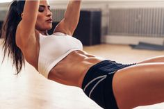 6 Exercises To Flatten Your Belly Quick!!