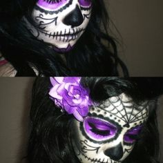 Halloween make up ideas!