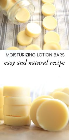 Learn how to make the easiest homemade lotion bars with essential oils. These bars are perfect for everyone in the family and make a perfect handmade gift. Diy Lotion, Lotion Bars, After Sun, Homemade Beauty, Diy Beauty, Beauty Dupes, Drugstore Beauty, Drugstore Makeup, Beauty Makeup