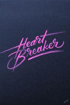 """""""HEART BREAKER"""" BY: ITS-A-LIVING © INSTAGRAM: @ITSALIVING"""