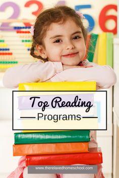 Homeschool Reading Programs That WORK!