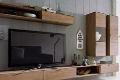 Natürliche Materialien und ein modernes Aussehen machen die Wohnzimmermöbel von allnatura zum Hingucker in Eurem Zuhause.