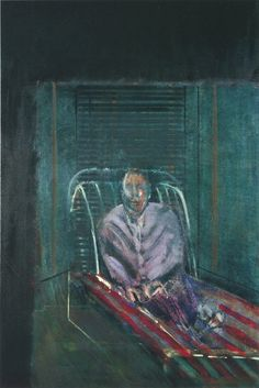 Man on a Chaise Longue, c. 1954 by Francis Bacon © The Estate of Francis Bacon. All rights reserved, DACS/Artimage 2017. Photo: Prudence Cuming Associates Ltd