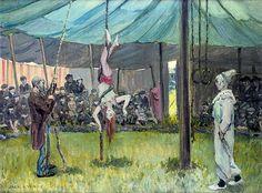 Jack Butler Yeats - A daughter of the circus Irish Painters, Jack B, William Butler Yeats, Irish Art, Samuel Beckett, Sketches, The Incredibles, Fine Art, Daughter