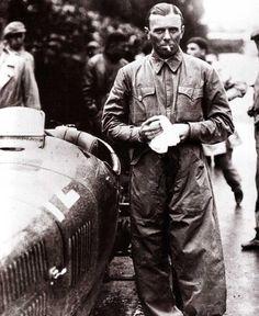Achille Varzi. Winner 1933 Monaco Grand Prix