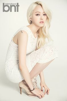 SPICA's Boa bnt International March 2014
