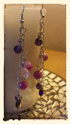 Hey, I found this really awesome Etsy listing at https://www.etsy.com/listing/182781305/silver-plated-multi-gem-dangle-chain