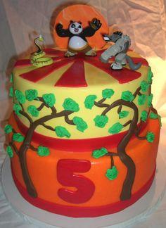 Kung Fu Panda Cake on Cake Central Panda Birthday, 5th Birthday, Birthday Parties, Birthday Cakes, Themed Parties, Birthday Ideas, Kung Fu Panda Cake, Panda Cakes, Birth Celebration
