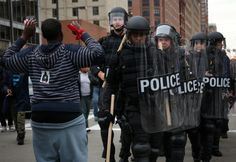 Baltimore Police Admit Mistakes In Freddie Gray Arrest