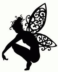 Image result for fairy silhouette