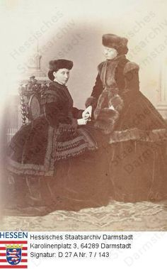 Alice and Victoria