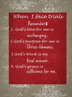 """Trials and tribulations come with both a purpose and a reward. Through all of life's trials and tribulations, we have the victory. """"But thanks be to God, who gives us the victory through our Lord, Jesus Christ."""""""