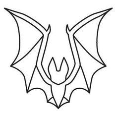 Applique idea.. Gothic Gala - Tiny Bat_image