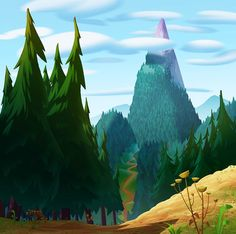 """PETPALS"" background concepts for a tv series on Behance"