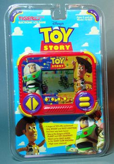 Toy Story Tiger Electronics LCD Game