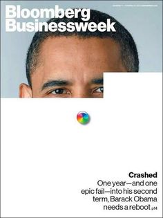 Bloomberg Business Week magazine cover