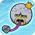 Amazon's Android Free App of the Day is King Oddball, a game that usually sells for $3.