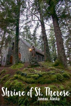 Juneau Alaska, St Therese, Paths, Adventure, Blog, Blogging, Adventure Movies, Adventure Books