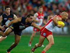 In one of the greatest finals performances of all time, Jarrad McVeigh led from the front in a resounding victory over the Blues, writes Ryan Lepore.