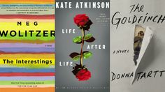 The Year in Books: 22 Page-Turning Novels We Loved In 2013
