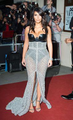 Celebrity style: los mejores y peores looks de 2014 Kim Kardashian