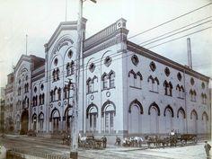 Christian Moerlein Brewery around the turn of the 20th century.