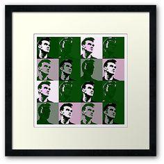 Morrissey vs Warhol (The Queen Is Dead) by PheromoneFiend.