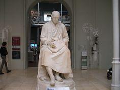 James Watt, Industrial Pioneer, Museum of Scotland, Edinburgh