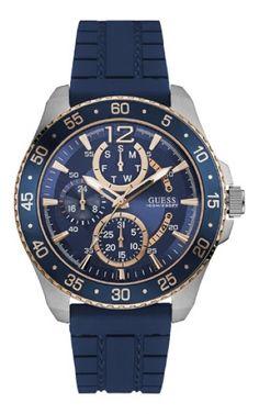 92600G0GSNU3 Relógio Masculino Esportivo Guess 10ATM | Guest Club