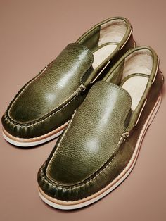 Sully Venetian Boat Shoe by Frye at Gilt