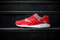REEBOK SOLE TRAINER (CHINA RED) | Sneaker Freaker