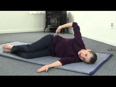Moving Hips to Relieve Shoulder Pain