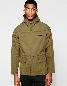 ASOS Overhead Military Jacket