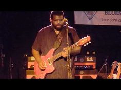 I'll Play the Blues For You by Michael Burks March 3 2012 - YouTube