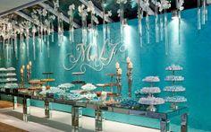 Realizando sonhos: Decoração Azul Tiffany