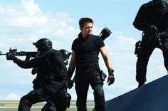 hawkeye - black tactical