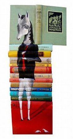 Book art. Pittura moderna e illustrazioni