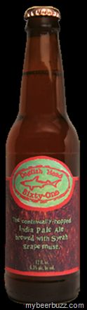 Dogfish Head - Sixty One Coming Next Week, Aprihop, Chateau Jiahu & Positive Contact Coming Soon