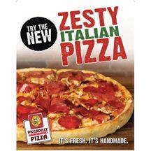 Zesty Italian Pizza