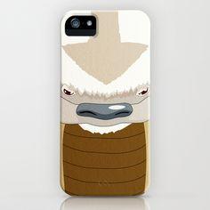 Appa - Avatar Last Airbender iPhone Case by briandublin - $35.00