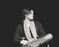 how someone so large and *buff* can make this face and look like a five year old about to pitch a fit i will never know #Jared #CutiePatootiePie #PoutyPerfection