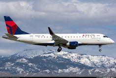 Embraer 175SC (ERJ-170-200SC) - Delta Connection (SkyWest Airlines) | Aviation Photo #4896135 | Airliners.net