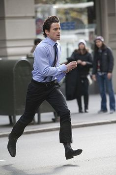 Why are you running from me, sweetie? It was just a suggestion...
