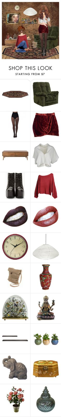 """""""Pogo"""" by robynv316 ❤ liked on Polyvore featuring Flash Furniture, Pretty Polly, Heimstone, Home Decorators Collection, Vionnet, Jeffrey Campbell, Geneva, Found by Fab, TEN and Eurø Style"""